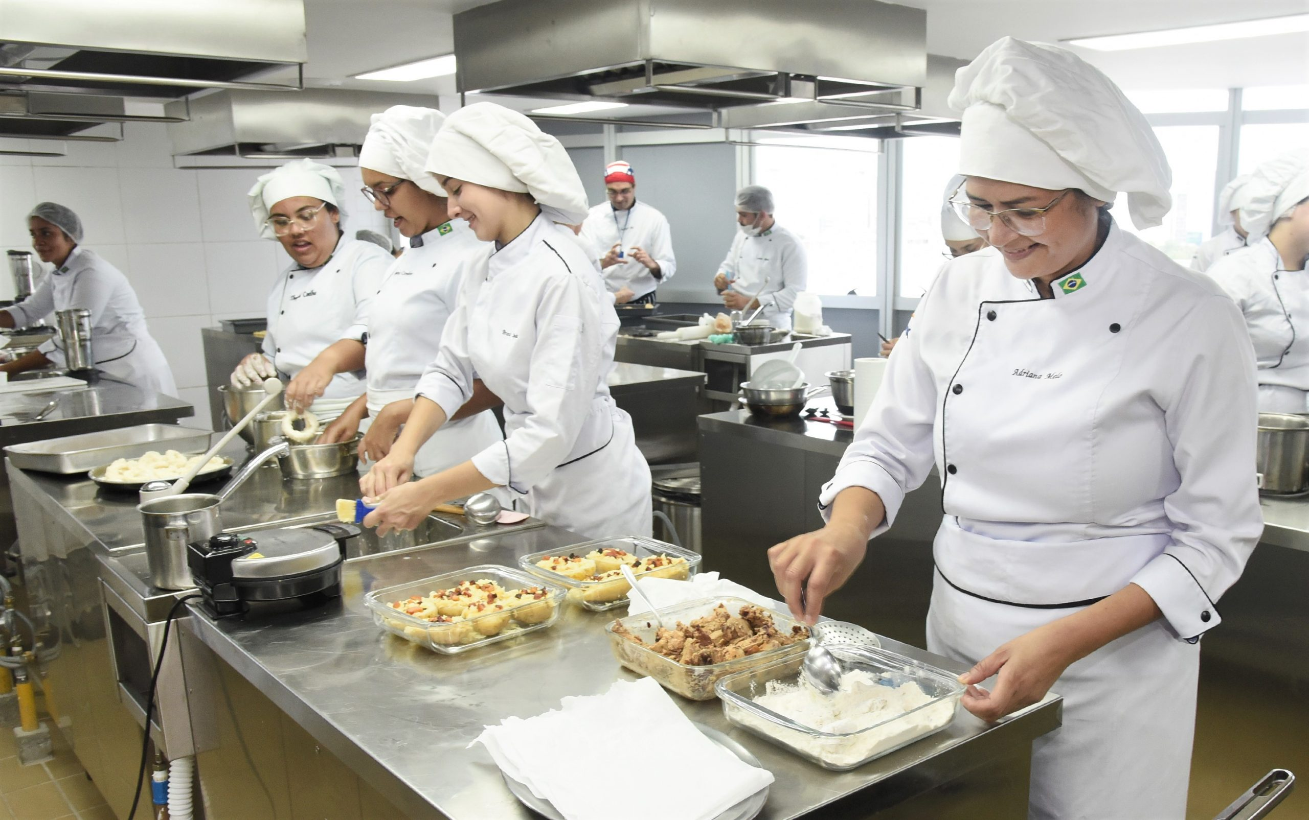 laboratório de Gastronomia