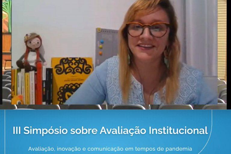 III Simpósio sobre Avaliação Institucional_Facudade Senac