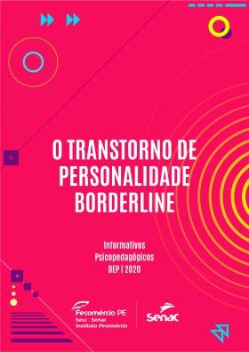 Livreto Transtorno de Personalidade Borderline