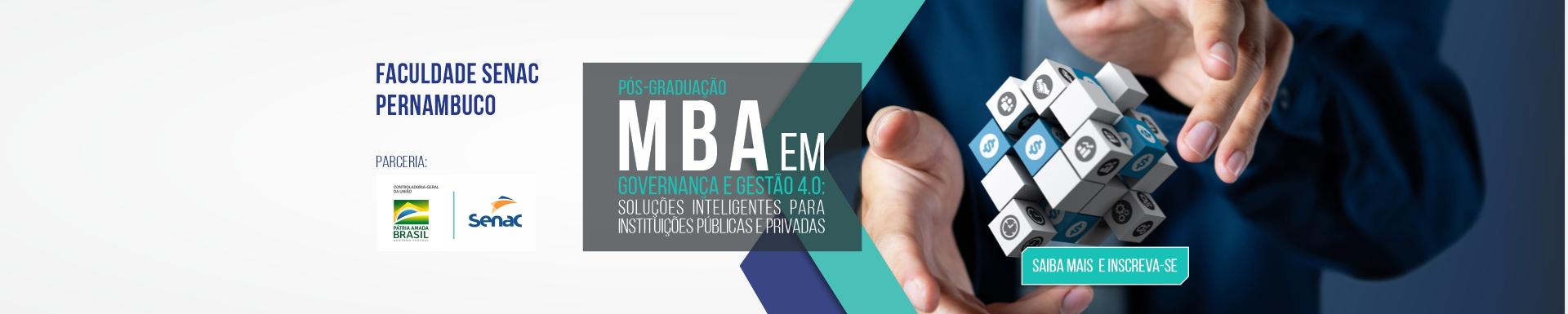 MBA Governança e Gestão 4.0